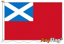 SCOTTISH RED ENSIGN ANYFLAG RANGE - VARIOUS SIZES